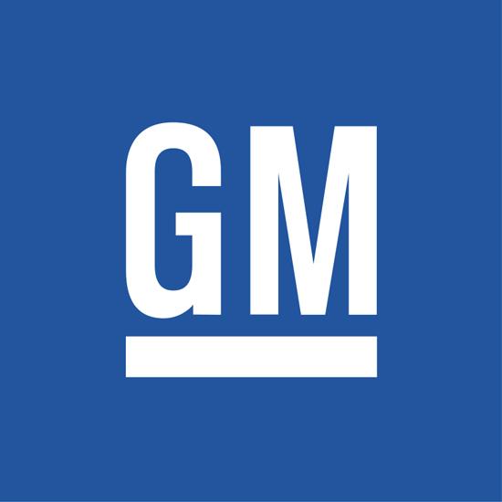 Gm blue logo
